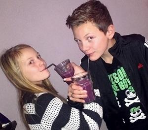 gezonde pubers